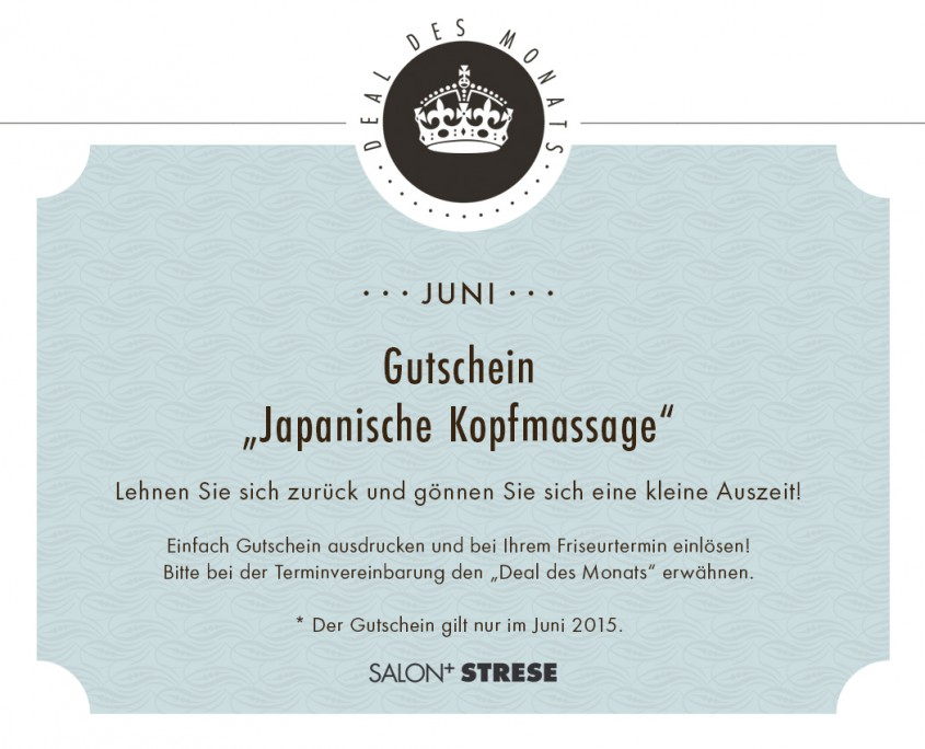 FRISEUR SALON STRESE DEAL JUNI