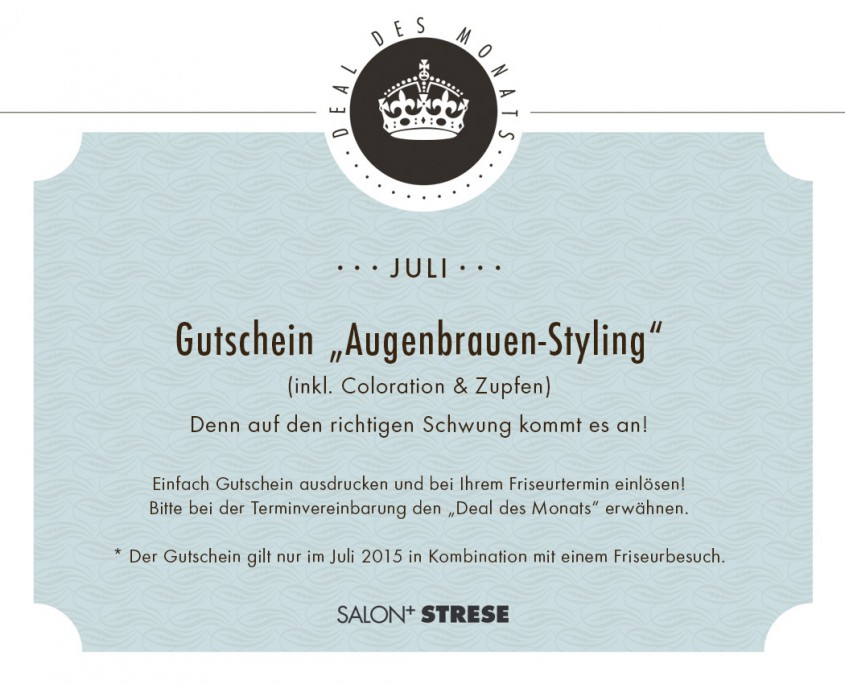 Friseur Leipzig Salon Strese Deal Juli