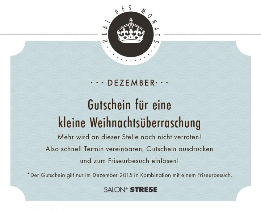 SALON Strese Deal Dezember 2015