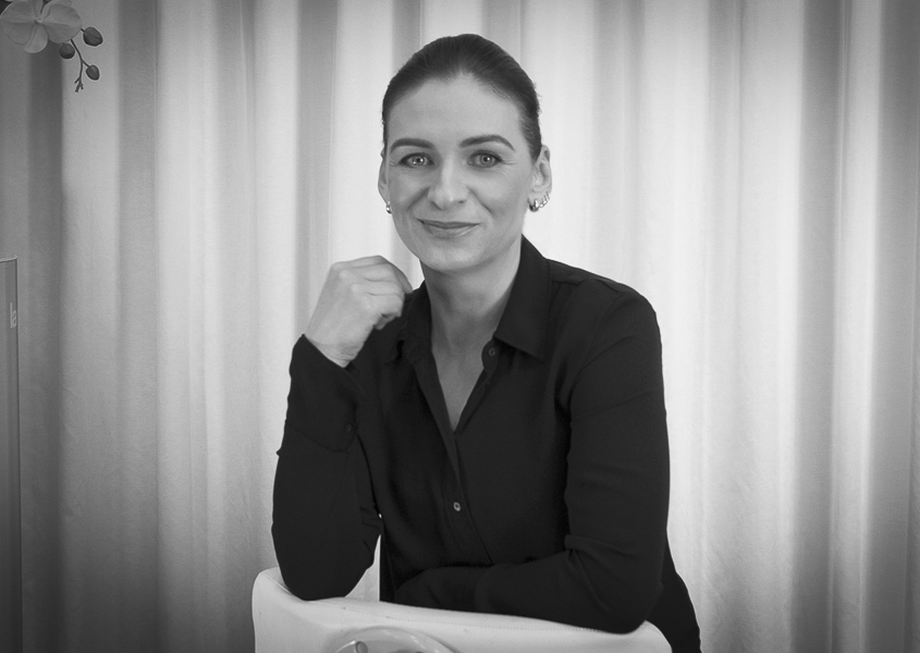 Nadine Kosmetikerin bei Salon Strese